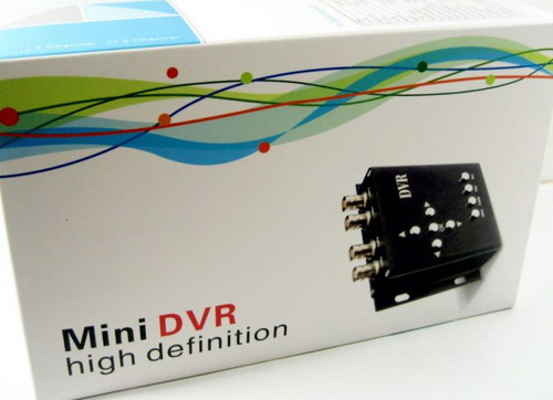 VSD2CH-16SD 2CH HD Mini DVR, HD Mini DVR, 2CH Mini DVR Working At The Same Time, 2ch mobile dvr